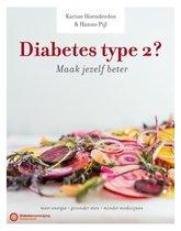 Boek cover Diabetes type 2? Maak jezelf beter! van Hanno Pijl (Paperback)