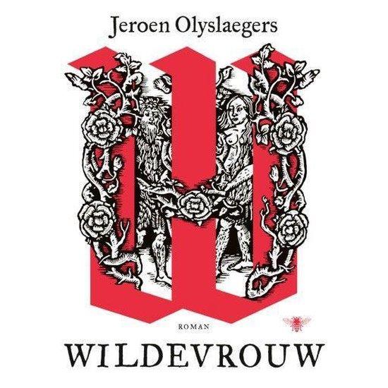 Boek cover Wildevrouw van Jeroen Olyslaegers (Onbekend)