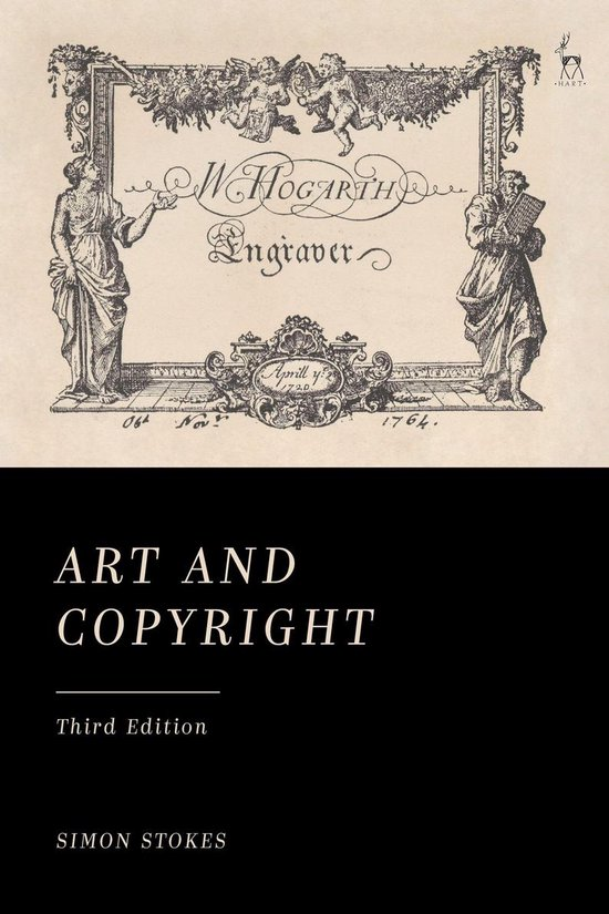 Boek cover Art and Copyright van Mr Simon Stokes (Onbekend)