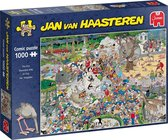 Jan van Haasteren Dierentuin puzzel - 1000 stukjes