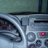 Houder - Brodit ProClip - Fiat Panda 2004-2007 Center mount