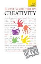Omslag Boost Your Child's Creativity: Teach Yourself