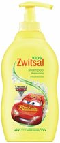 Zwitsal Shampoo Boys Cars 400ml 6x