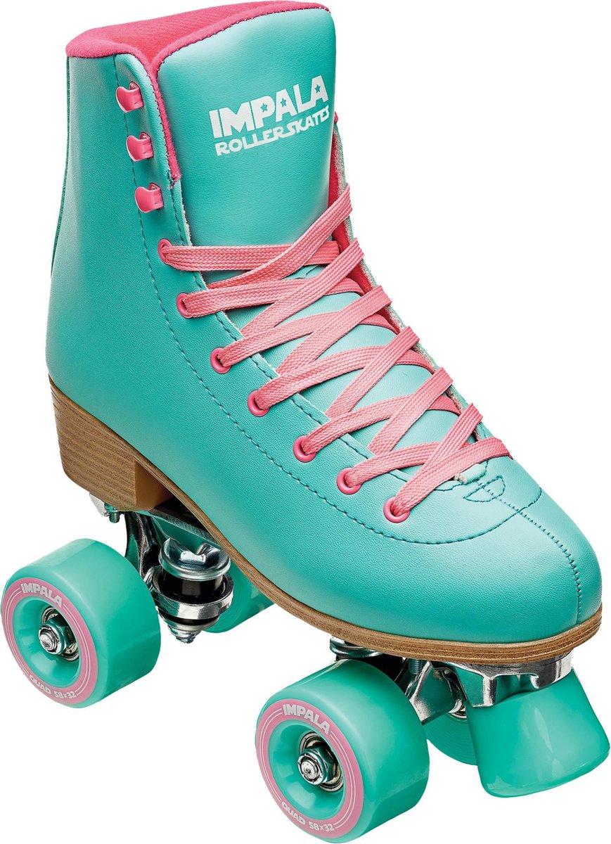 Impala Rollerskates shaka diverse > rollerskates Quad Skate - Aqua 38