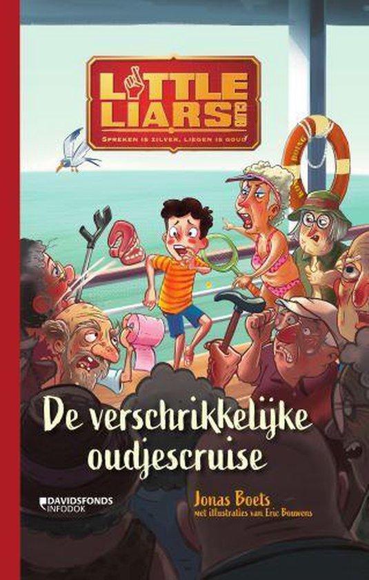 Little Liars Club 5 -   De verschrikkelijke oudjescruise