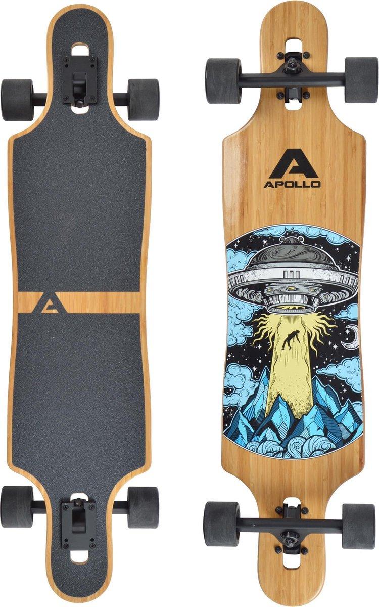 Apollo Twin Tip DT Glasvezel Longboard Nevada