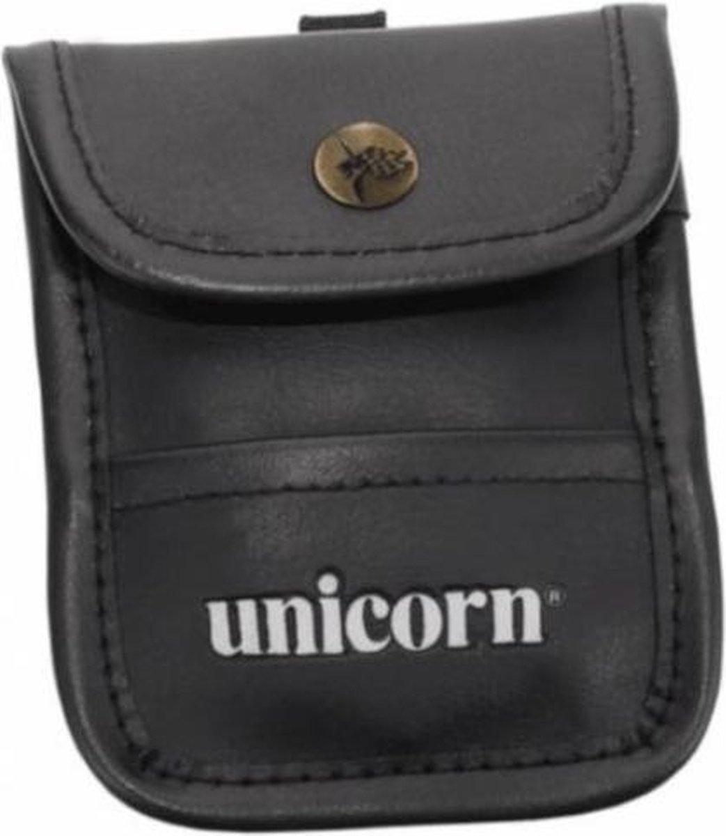 Unicorn Accessory Pouch - Zwart