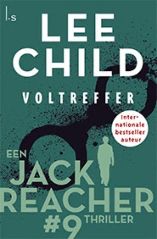 Omslag van Jack Reacher 9 -   Voltreffer