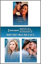 Omslag Harlequin Medical Romance May 2021 - Box Set 2 of 2
