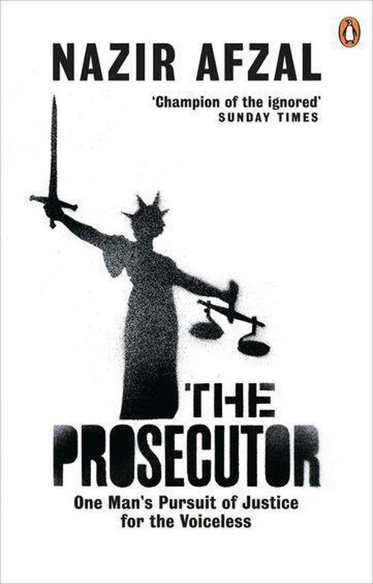 Omslag van The Prosecutor