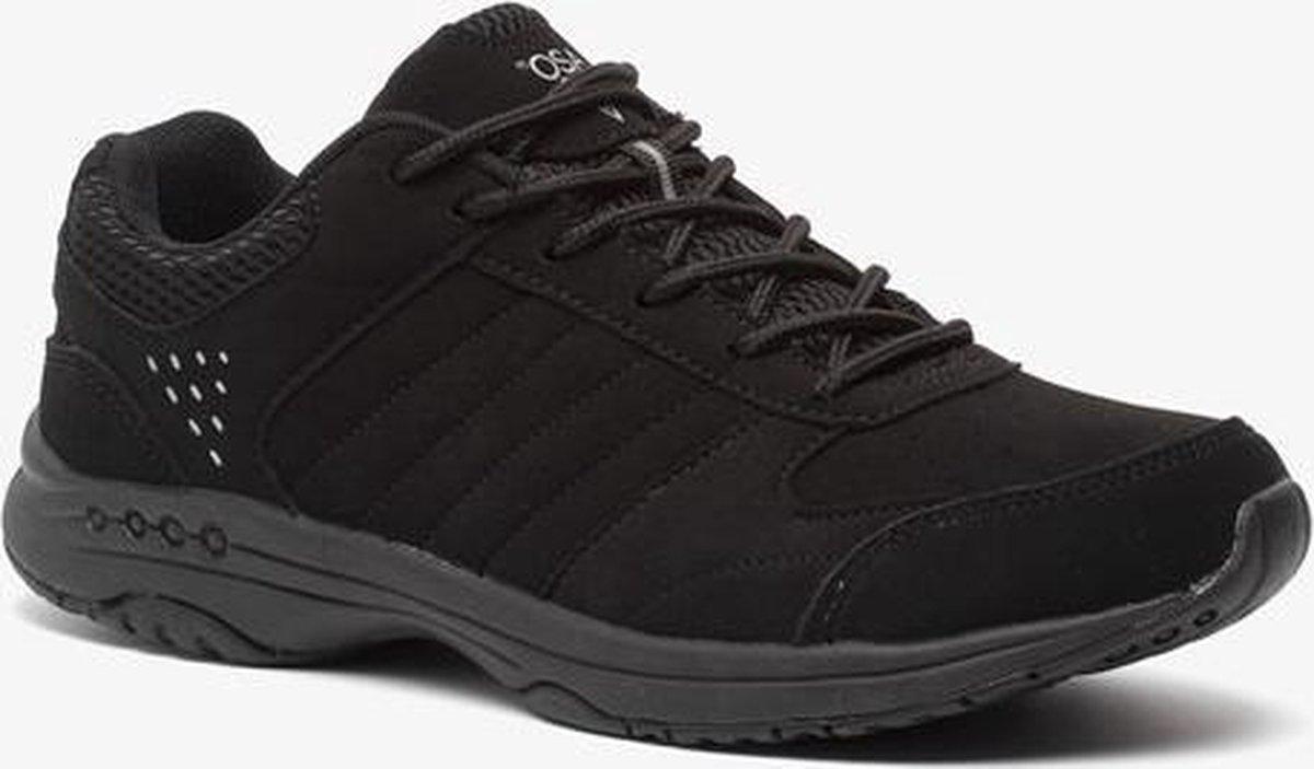 Osaga Daily-Mid dames fitnessschoenen - Zwart - Maat 39