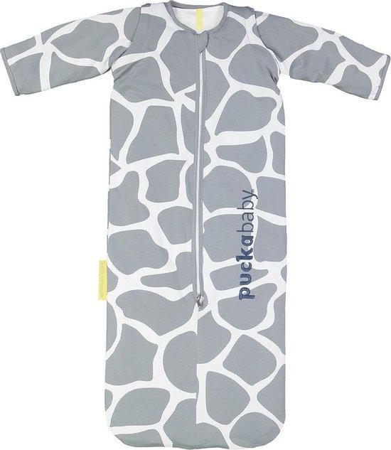 Puckababy Babyslaapzak Bag 4 Seasons 6m-2,5 j - 100 cm - Giraph Sky