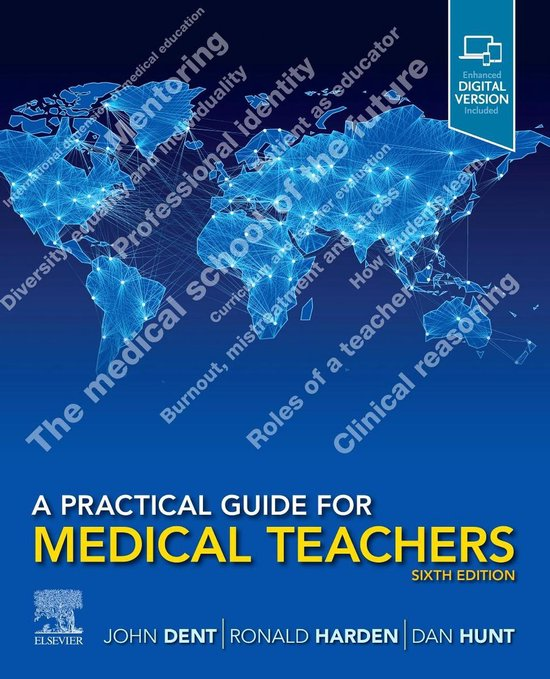 Boek cover A Practical Guide for Medical Teachers van John Dent (Paperback)