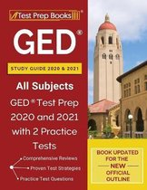 GED Study Guide 2020 and 2021 All Subjects