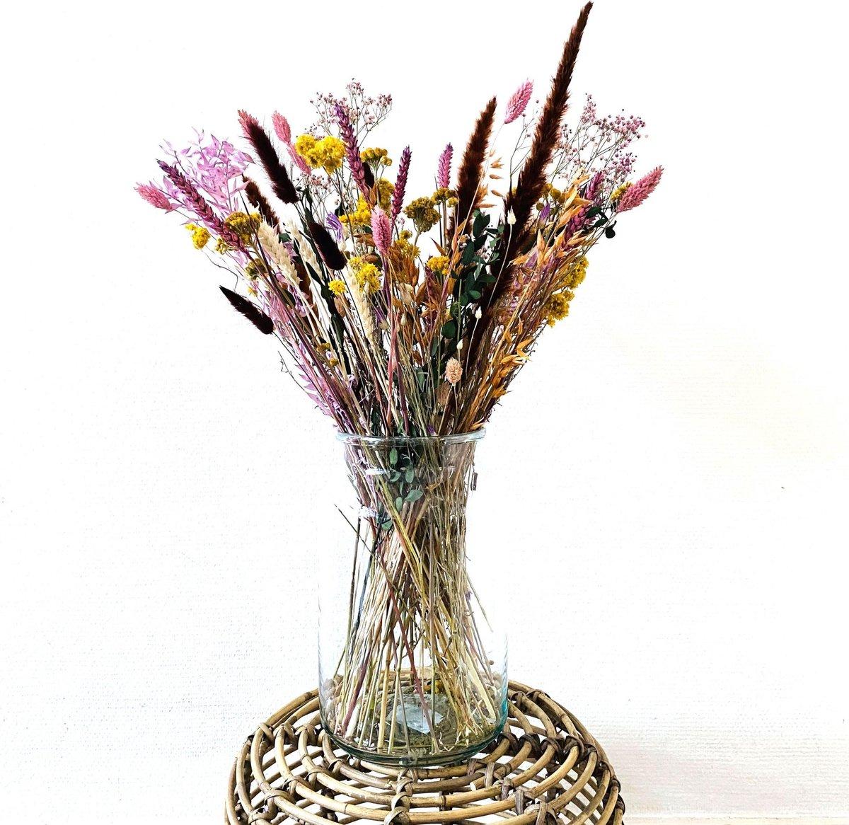 Dry FLWRS Droogboeket SPRING FLOWERS Droogbloemen Boeket- ® online kopen