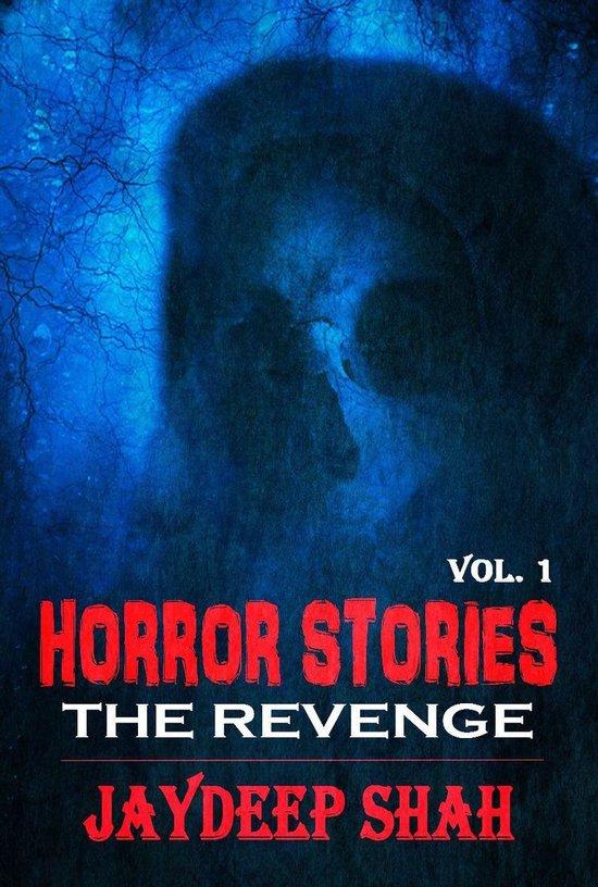 Omslag van Horror Stories