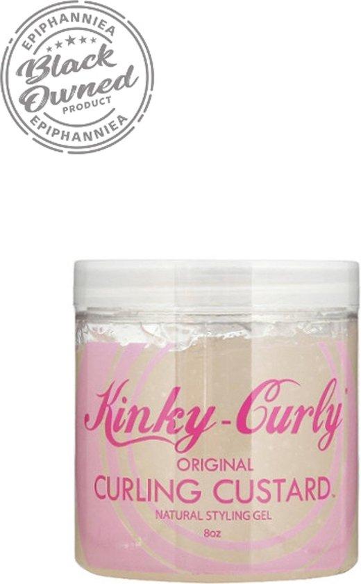 Kinky Curly Curling Custard