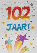 Kaart - That funny age - 102 Jaar - AT1051