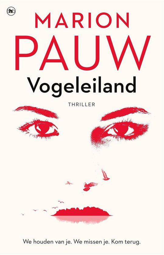 Boek cover Vogeleiland van Marion Pauw (Onbekend)
