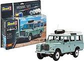 1:24 Revell 67047 Land Rover Series III Car - Model Set Plastic kit