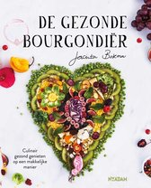 Boek cover De gezonde Bourgondiër van Jacinta Bokma