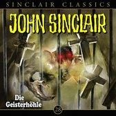 Omslag John Sinclair, Classics, Folge 28: Die Geisterhöhle