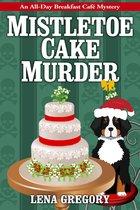 Omslag Mistletoe Cake Murder