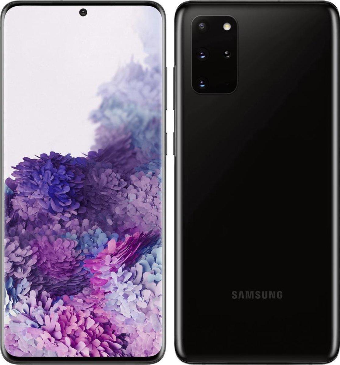 Samsung Galaxy S20+ Duo 4G – Alloccaz Refurbished – C grade (Zichtbaar gebruikt) – 128GB – Zwart (Prism Black)
