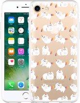 iPhone 7 Hoesje Unicorn Cat