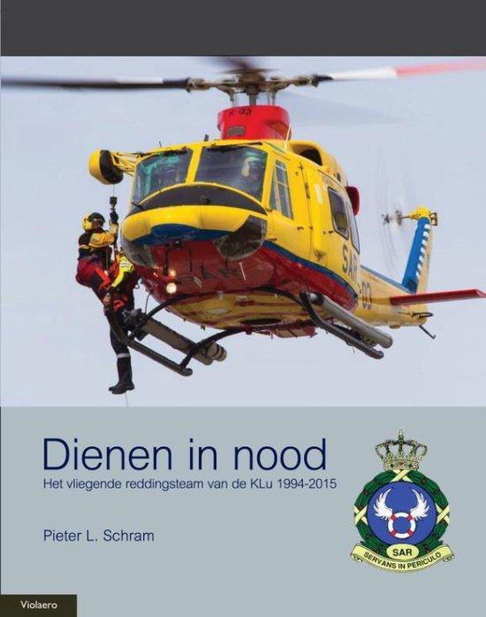 Boek cover Militaire Historie - Dienen in nood 2 van Pieter L. Schram (Hardcover)
