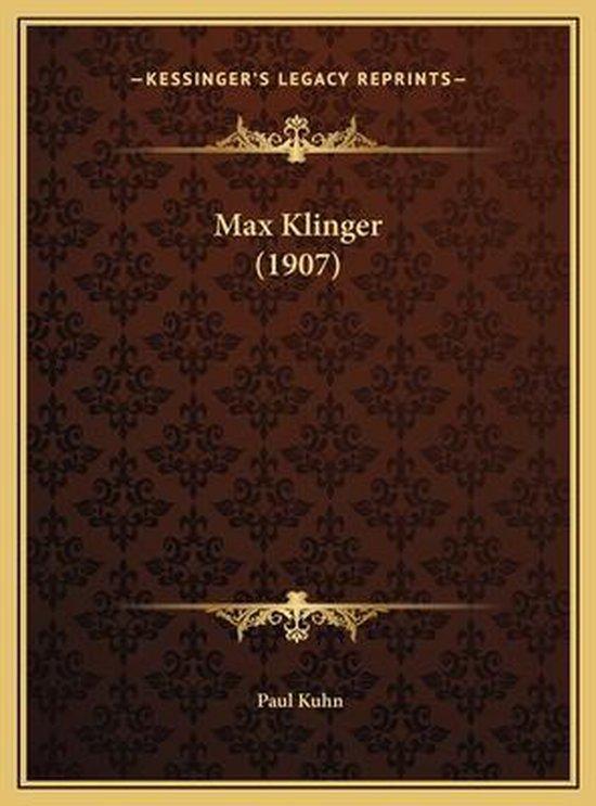 Max Klinger (1907) Max Klinger (1907)