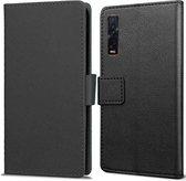 Oppo Find X2 Pro Wallet Case - Zwart