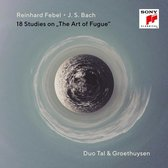J.S. Bach & Reinhard Febel: 18 Studies On 'The Art