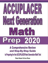 ACCUPLACER Next Generation Math Prep 2020