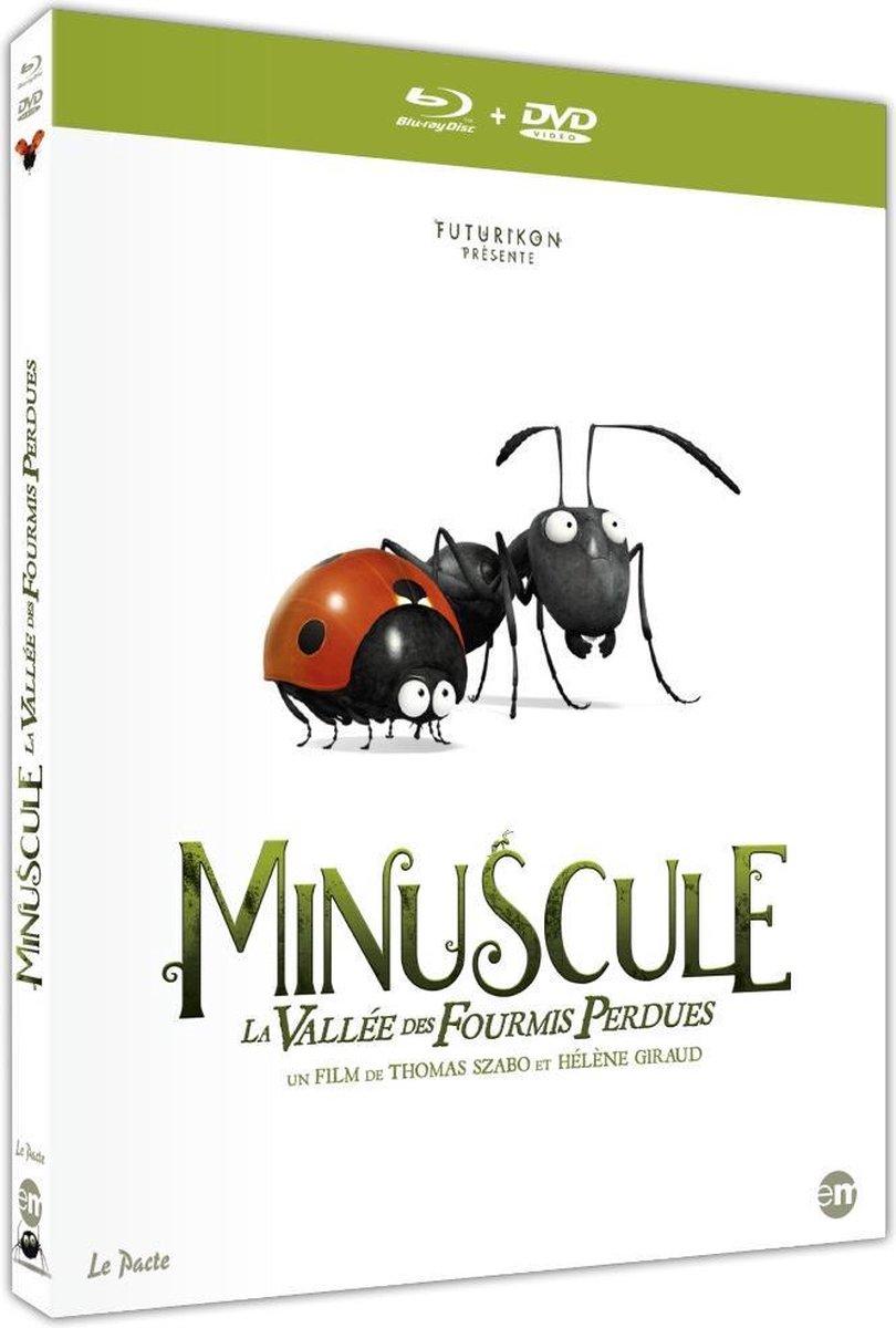 Minuscule - La vallée des fourmis perdues - Combo Blu-Ray + DVD-