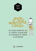 Mama Baas  -   Mom milestone cards