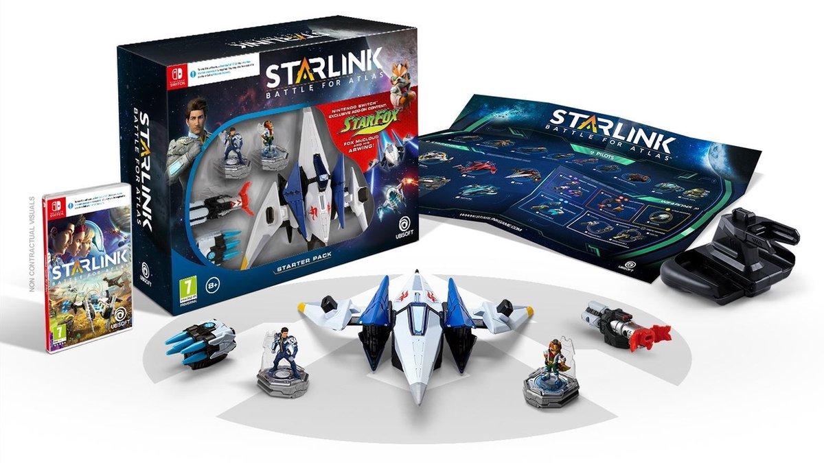 Ubisoft Starlink: Battle for Atlas Starter Pack Nintendo Switch Starterspakket Engels