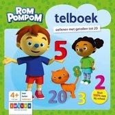 Rompompom  -   Telboek
