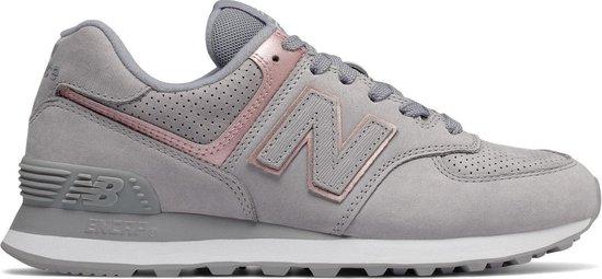 New Balance - Dames Sneakers WL574NBN - Grijs - Maat 35