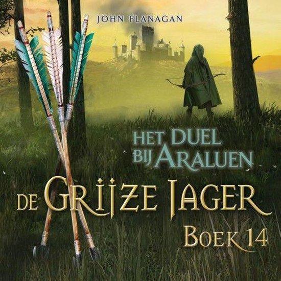 Boek cover Het duel bij Araluen van John Flanagan (Onbekend)