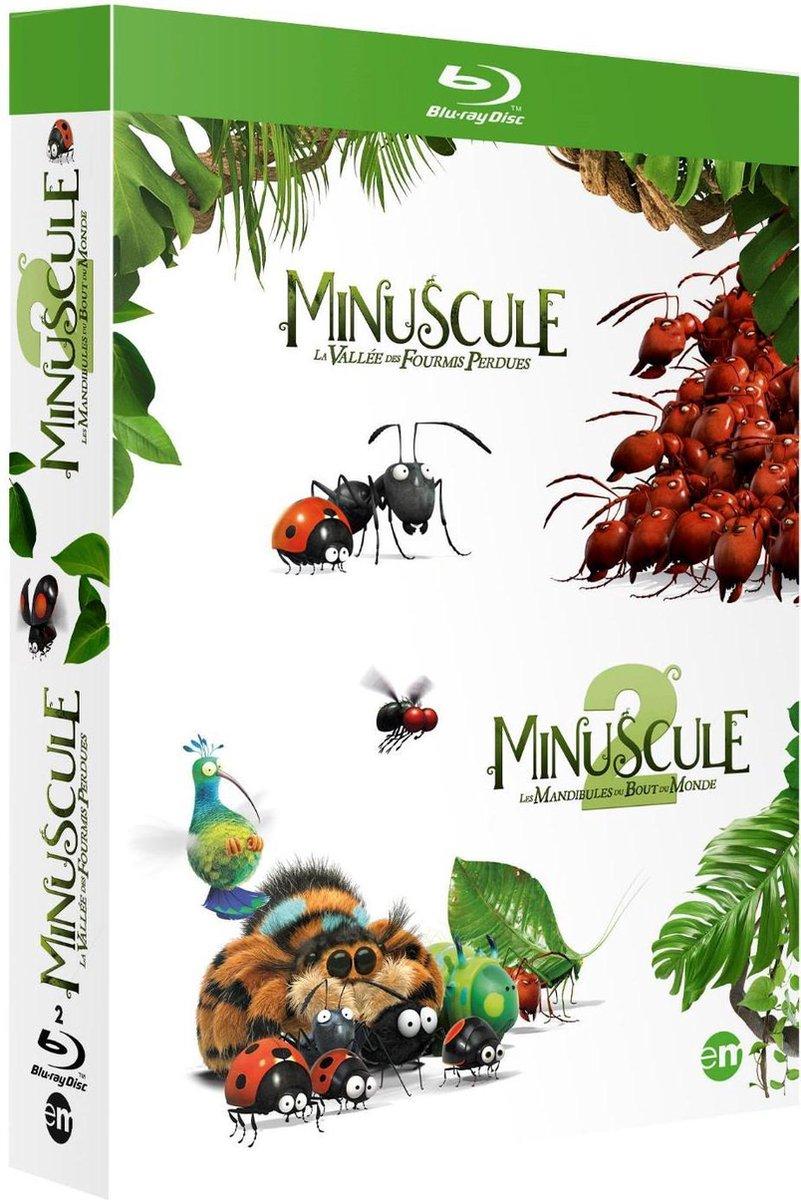 Minuscule 1 & 2 - Coffret 2 Blu-Ray-