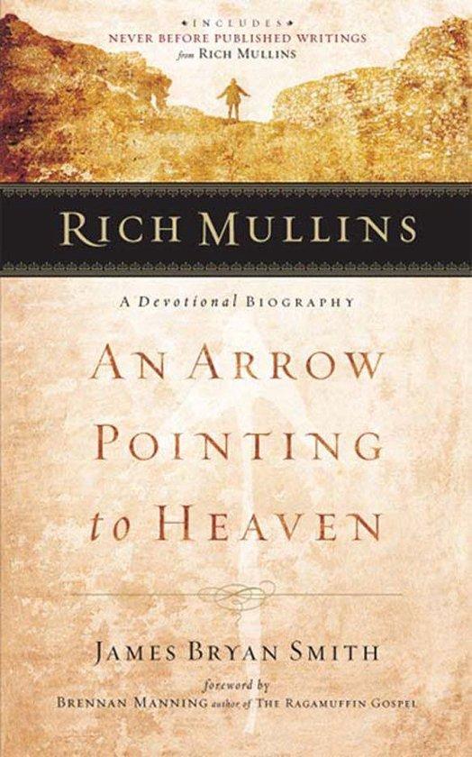 Boek cover Rich Mullins van Brennan Manning (Onbekend)