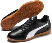 Puma Monarch heren zaalschoenen IC - Zwart - Maat 39