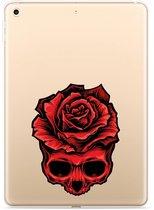 Apple iPad 9.7 Hoes Red Skull