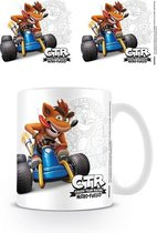 Crash Bandicoot Crash Team Racing Crash Emblem Mok
