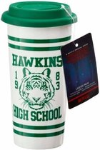 STRANGER THINGS - Mug - Hawkins High School