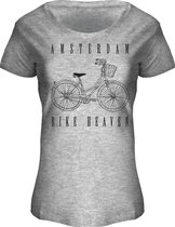 Fox Originals Dames Amsterdam T-shirt M