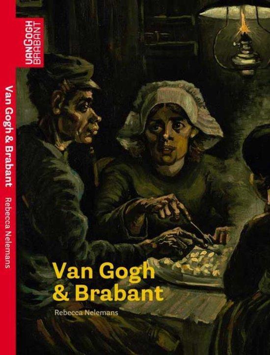 Cover van het boek 'Van Gogh & Brabant'