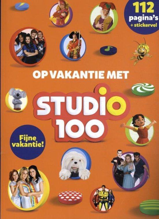 Afbeelding van het spel Studio100 Vakantieboek