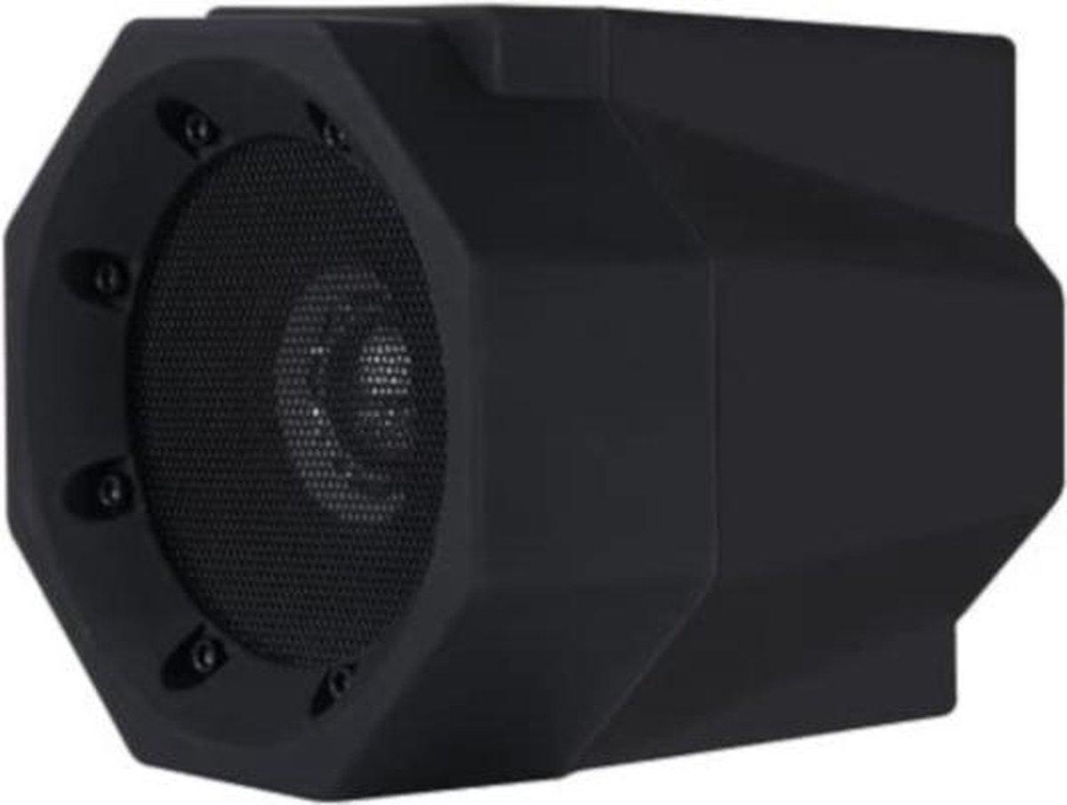 Thumbsup! Speaker Boom Box 15,5 X 12,5 Cm Zwart 2-delig